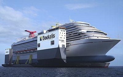 Boskalis gets Onboard!