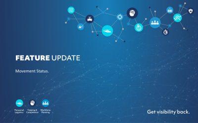 Feature Update – Movement Status