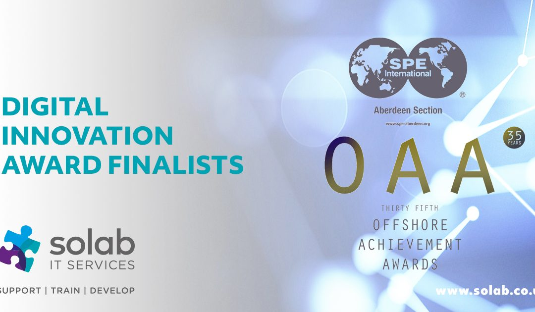 Onboard Tracker secures finalist place at this year's Offshore Achievement Awards